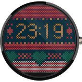 Sweater Watch Face