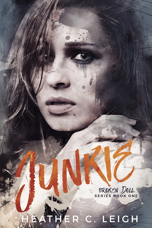 Dual Cover Reveals: Junkie and Jagger by Heather C. Leigh