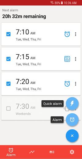 Alarmy screenshot 7