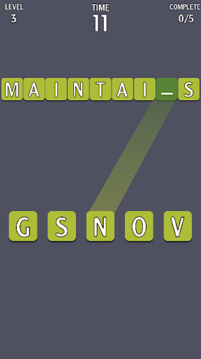 One Right Letter screenshot 1