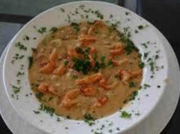 Creamy Crawfish Soup Recipe