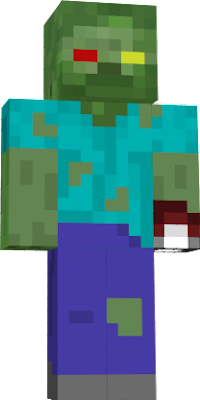 zombie and zombie im create zombie add my chestplate and boots