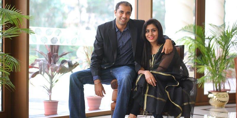 Varun and Ghazal Alagh