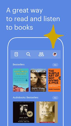 Bookmate: Read. Listen. Enjoy.  screenshots 1