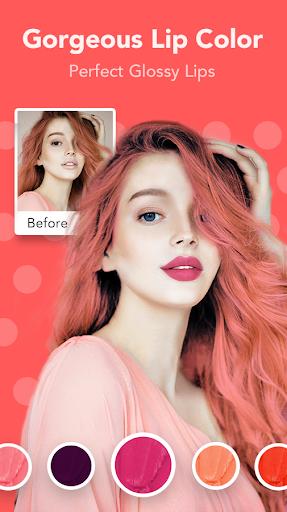Face Filter, Selfie Editor - Sweet Camera  screenshots 7