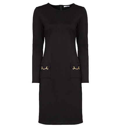 Shelley Dress, Black - Ida Sjöstedt