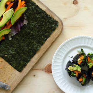 Nori-Wrapped Vegetables Recipe