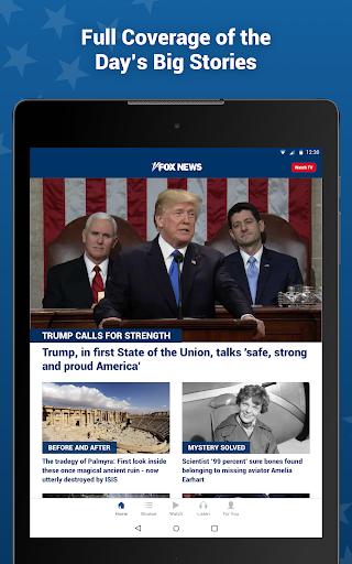 Fox News screenshot 9