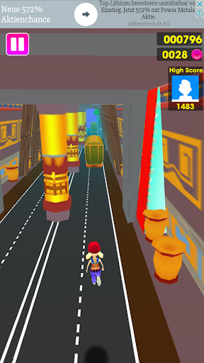 Subway Runner Highway 1.4 screenshots 5