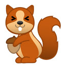 Squirrel Wallpapers HD Cute Squirrels New Tab Icon
