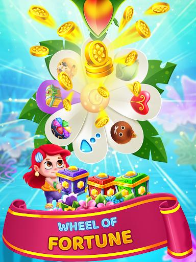 Flower Games - Bubble Shooter 3.7 screenshots 10