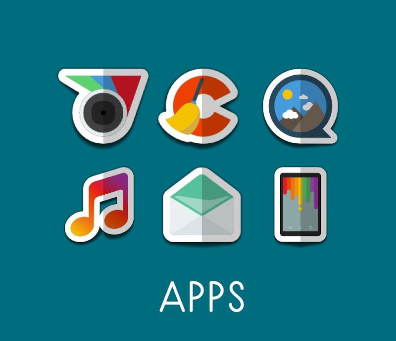 Vinilo IconPack Screenshot