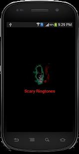 Scary Ringtones - náhled