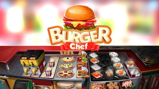 Burger Chef - Best Cooking Game screenshot 2
