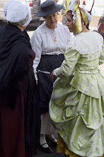 Photo: Ladies in Costume - Auvergne Festival  in St-Pal-de-Senouire
