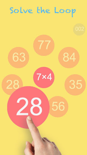 Math Loops: The Times Tables for Kids filehippodl screenshot 4