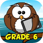 Sixth Grade Learning Games (School Edition) Android APK Download Free By RosiMosi LLC
