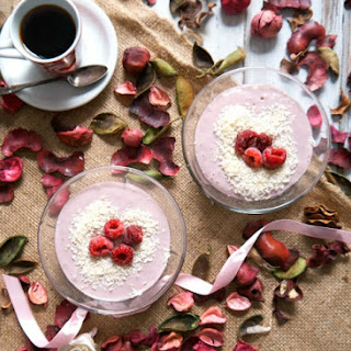 Four Chambers Berry Smoothie Bowl.