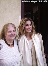 Photo: Adriana Volpe -  Studi di Canale 5
