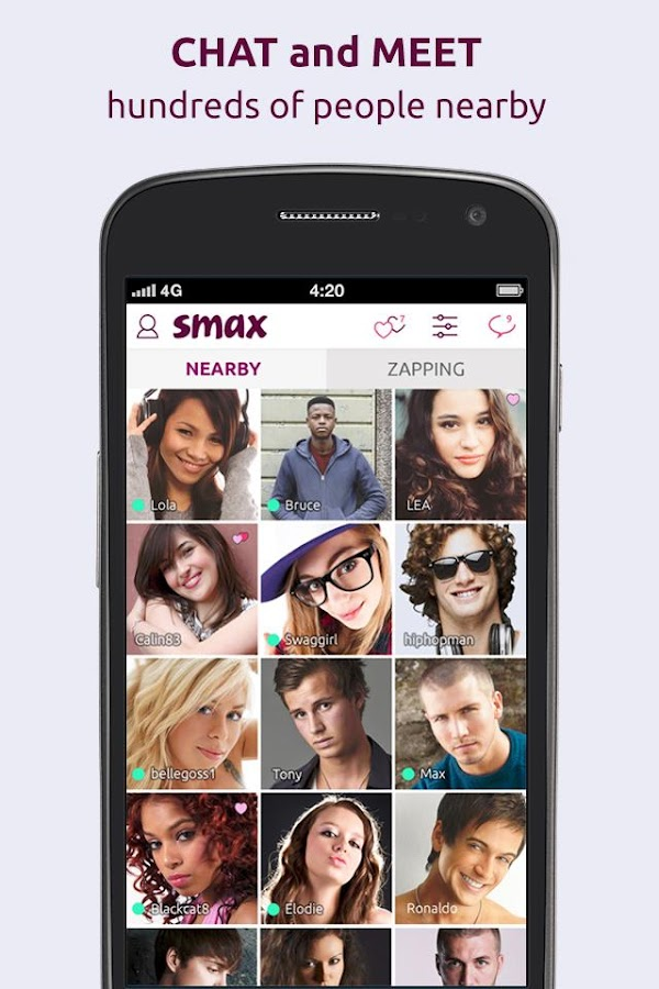 Smax- screenshot