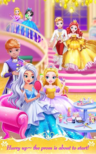 Sweet Princess Prom Night androidiapk screenshots 1