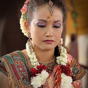 by Premtawi Thinkfoto - Wedding Bride