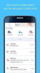 Bosco Parent app - Family safety- screenshot thumbnail