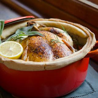 Chicken Pot Roast.
