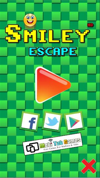 Smiley Escape- screenshot