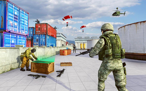Counter FPS Shooting 2020: Fps Shooting Games modavailable screenshots 13