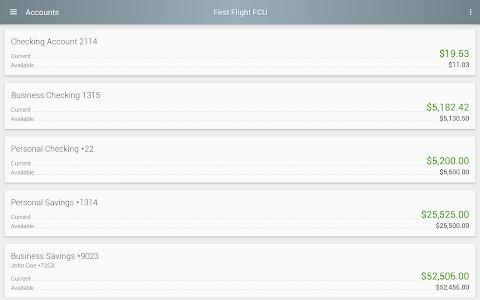 First Flight FCU screenshot 5