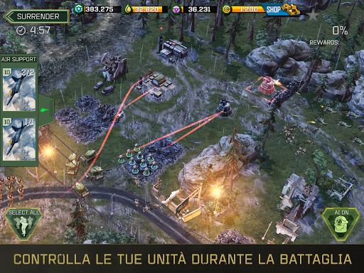 War Commander: Rogue Assault  άμαξα προς μίσθωση screenshots 1