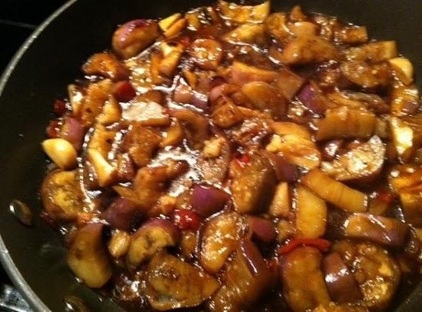 Chinese Eggplant N Garlic Sauce Recipe