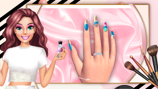 3D Nail Art Games for Girls 3.0 Screenshots 3