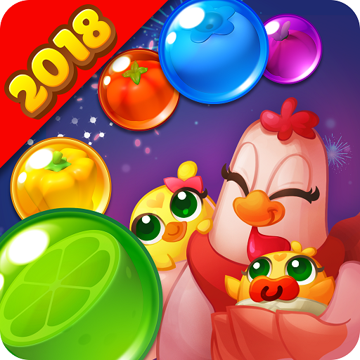 Bubble CoCo: Color Match Bubble Shooter (game)