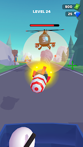 Rage Road MOD Apk 1.3.1 (Unlimited Money) 4