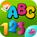 abc 123 Tracing for Toddlers icon