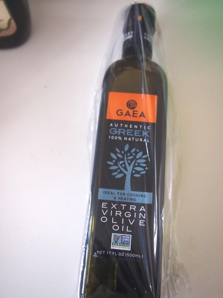 Gaea, ギリシャ、エキストラバージンオリーブオイル、17 fl oz (500 ml)
