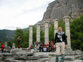Photo: Athena Tapınağı - Priene Antik Kenti Priene Z Yolu - KURŞUNLU Manastırı - Radon Termal Faaliyeti - 26.10.2014