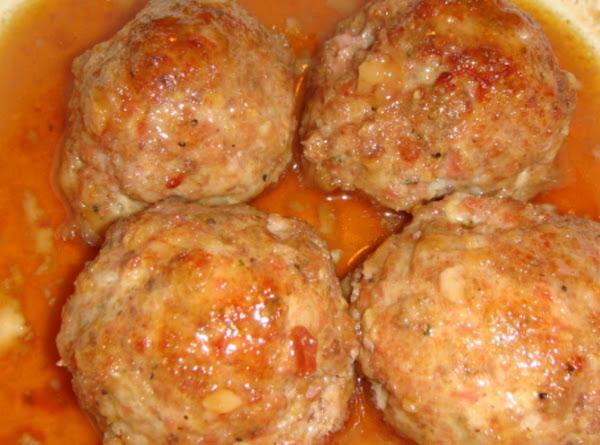 Ham Balls Recipe