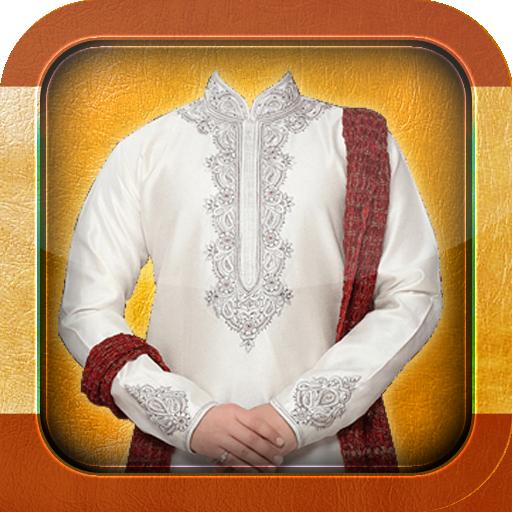 indian man dress suit 攝影 App LOGO-APP試玩