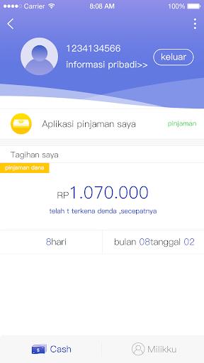 CashRupiah - Pinjaman Uang Dana Mudah & Cepat for PC