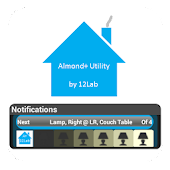 Almond+ Lamp Controller Widget