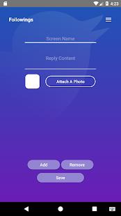 App InstaTweet | Auto Tweet Responder APK for Windows Phone