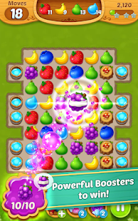 Game Fruits Mania : Fairy rescue APK for Windows Phone