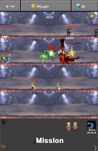 Grow  Heroes 1.1.1 screenshots 3