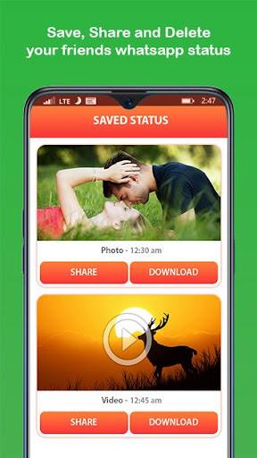 Status Saver for WhatsApp & Status Downloader screenshot 12