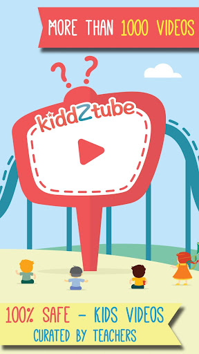 Videos and Songs for YouTube Kids |kiddZtube Full  screenshots 1