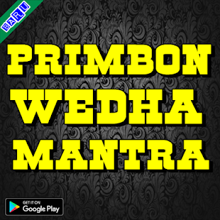 Primbon Wedha Mantra - náhled