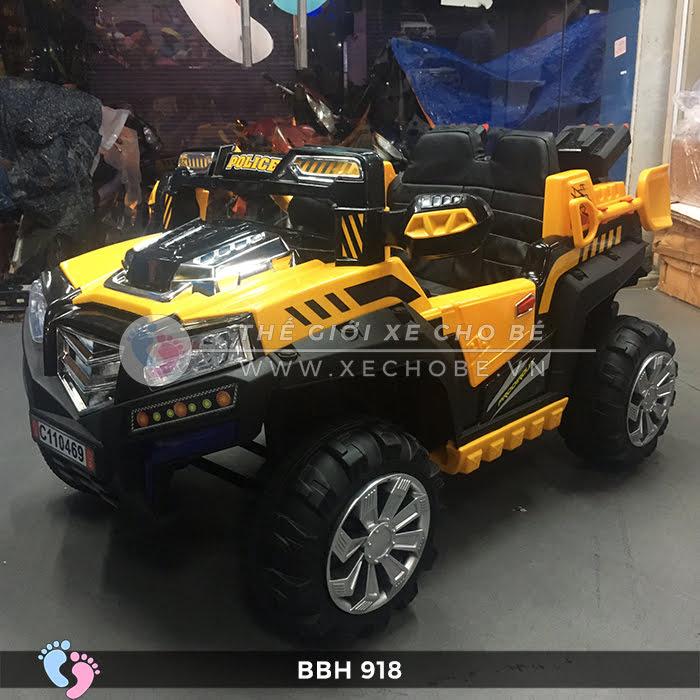 Xe ô tô điện trẻ em BBH-918 1